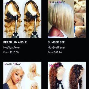 Wigs , weave , bundles, jumbo braid